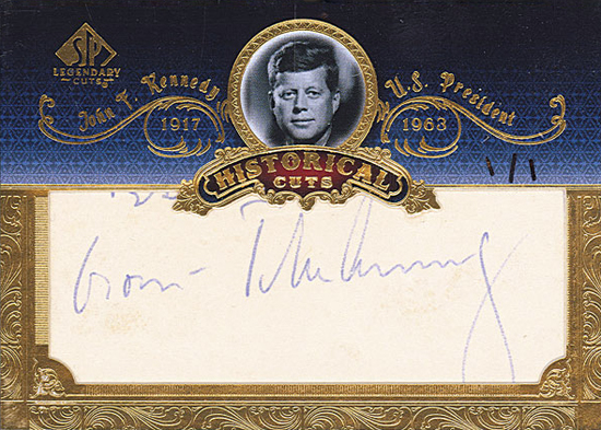 John-F-Kennedy-Historical-Cuts-SP-Legendary-Upper-Deck