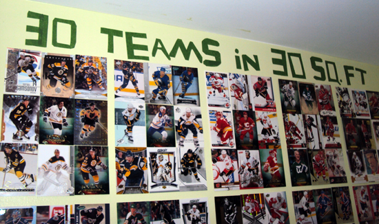 Upper-Deck-Your-Halls-Redecorate-Home-Office-Sports-Trading-Cards-Hockey-NHL-Sandanam-6
