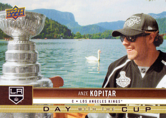 2012-13-NHL-Upper-Deck-Day-with-the-Cup-Anze-Kopitar
