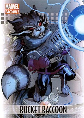 2014-Marvel-NOW-Upper-Deck-Base-Rocket-Raccoon-Guardians-of-the-Galaxy