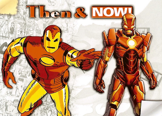 2014-Marvel-NOW-Upper-Deck-Then-And-Now-Iron-Man