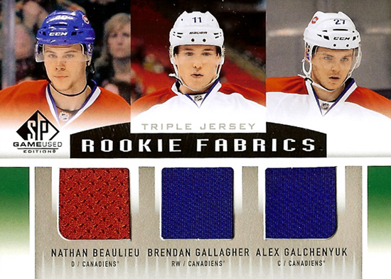2014-SP-Game-Used-NHL-Triple-Jersey-Habs-Beaulieu-Gallagher-Galchenyuk