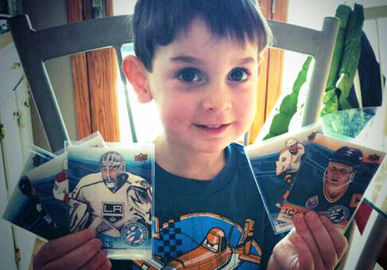 2014-Upper-Deck-National-Hockey-Card-Day-Kids-New-Collector-Starting-Collection