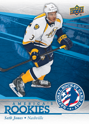 2014-Upper-Deck-National-Hockey-Card-Day-USA-Rookies-Seth-Jones