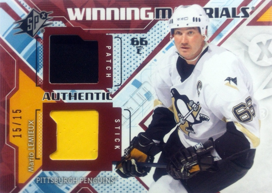 2013-14-NHL-SPx-Upper-Deck-Winning-Materials-Mario-Lemieux