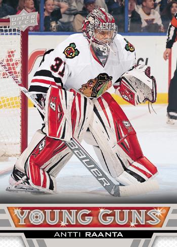 2013-14-NHL-Upper-Deck-Series-Two-Young-Guns-Antti-Raanta