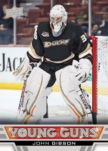 2013-14-NHL-Upper-Deck-Series-Two-Young-Guns-John-Gibson