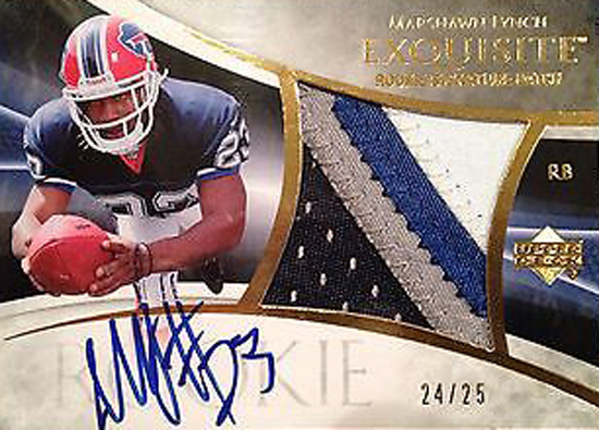 Seattle-Seahawks-2007-Exquisite-Autograph-Patch-Gold-Rookie