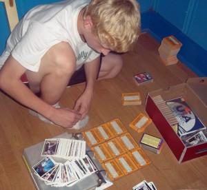 Upper-Deck-25th-Anniversary-Collector-Memories-Autistic-Son