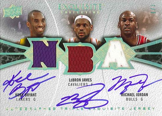 Upper-Deck-25th-Anniversary-Collector-Memories-Michael-Jordan-Kobe-Bryant-LeBron-James