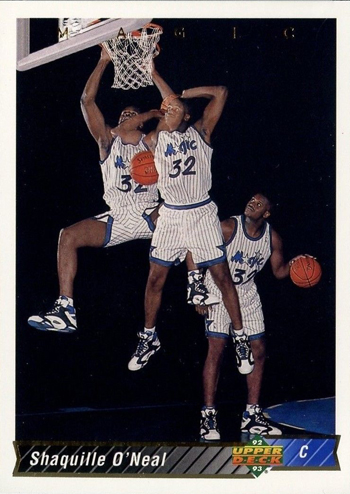 Upper-Deck-25th-Anniversary-Collector-Memories-Trade-Shaq-Rookie-Oneal