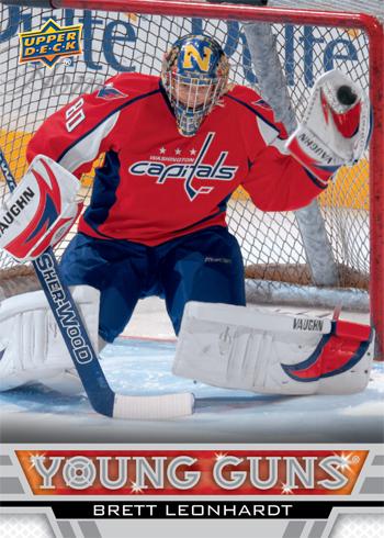2013-14-NHL-Upper-Deck-Hockey-Young-Guns-Promo-Brett-Leonhardt
