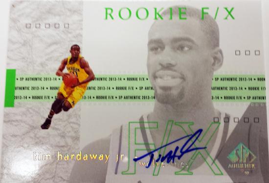 2013-14-SP-Authentic-Basketball-Autograph-Rookie-FX-Tim-Hardaway-Jr