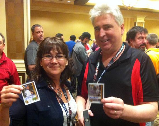 2014-Las-Vegas-Industry-Summit-Upper-Deck-Happy-Shop-Baseball-Greats-Griffey-Jr-Reggie-Jackson-Autograph