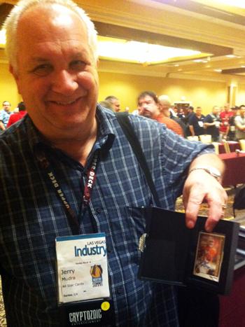 2014-Las-Vegas-Industry-Summit-Upper-Deck-Happy-Shop-Peyton-Manning-Autograph