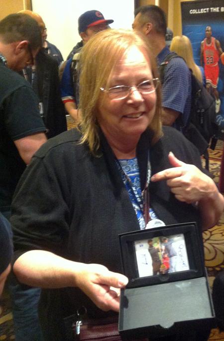 2014-Las-Vegas-Industry-Summit-Upper-Deck-Woods-McIlroy-Dual-Autograph