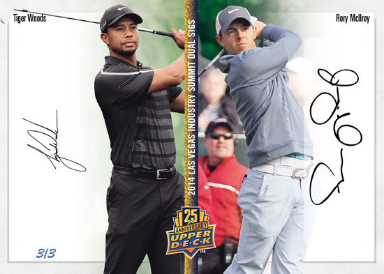 2014-Upper-Deck-Las-Vegas-Industry-Summit-25th-Anniversary-Dual-Autograph-Tiger-Woods-Rory-McIlroy