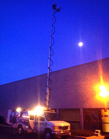 CBS-News-8-San-Diego-Visits-Upper-Deck-Headquarters-Newsvan-1