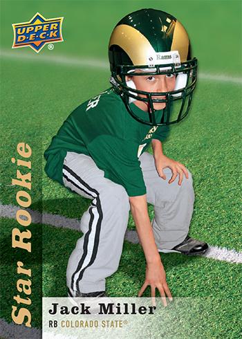 2014-Upper-Deck-Football-Star-Rookie-Jack-Miller-Front