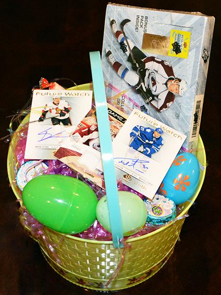 Easter-Basket-for-NHL-Hockey-Fan-Idea