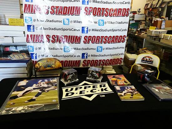 Jack-Miller-Autograph-Event-Upper-Deck-Mikes-Stadium-Sports-Cards-Aurora-Colorado-Signing-Session