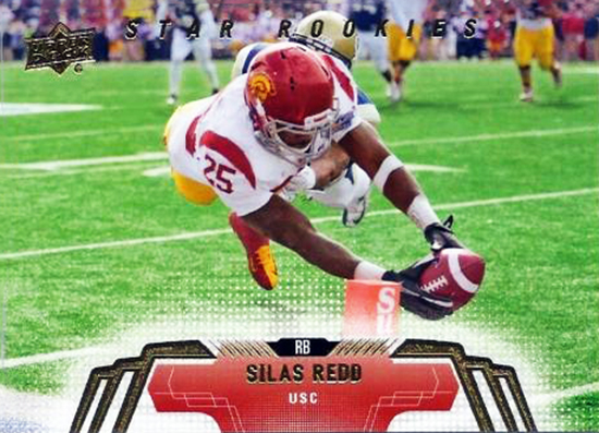 Live-Image-2014-Upper-Deck-Football-Star-Rookie-Photo-Variation-Silas-Redd