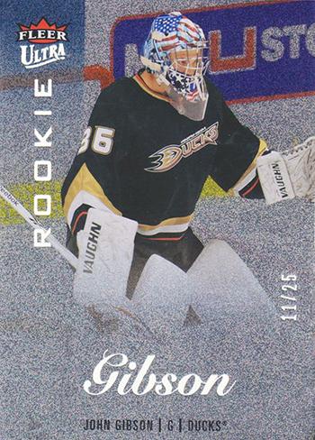 John-Gibson-Anaheim-Ducks-Goalie-Rookie-2013-14-Fleer-Showcase-Hot-Prospects-Parallel