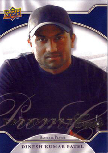 Millions-Dollar-Arm-Dinesh-Kumar-Patel-Upper-Deck-2009-Prominent-Cuts-Rookie-Card