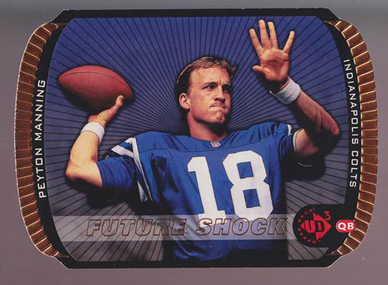 Upper-Deck-Throwback-Thursday-Peyton-Manning-Rookie