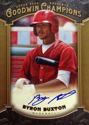 2014-Goodwin-Champions-Autograph-Byron-Buxton-Baseball