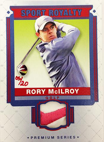 2014-Goodwin-Champions-Memorabilia-Sports-Royalty-Rory-McIlroy-Golf