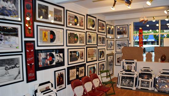 Bleachers-Sports-Winnetka-IL-Home-of-Amazing-Music-Rock-Autographed-Signed-Memorabilia