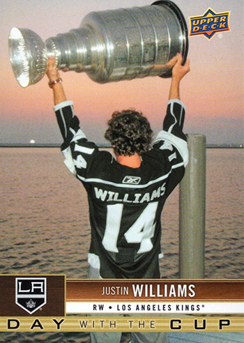 Kings-Stanley-Cup-Top-Players-Upper-Deck-Day-with-the-Cup-Justin-Williams