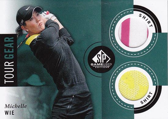 Michelle-Wie-2014-SP-Game-Used-Golf-Dual-Memorabilia-Rookie-Card