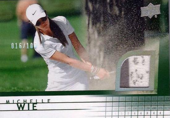 Michelle-Wie-2014-SP-Game-Used-Golf-Retro-Memorabilia-Rookie-Card