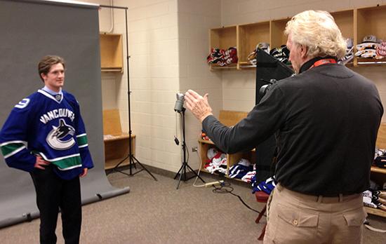 2014-NHL-Draft-Upper-Deck-Gauntlet-Photo-Shoot-Vancouver-Canucks-Prospect-2