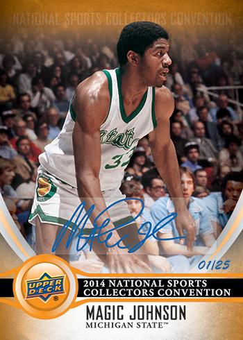 Amazon-Exclusive-2014-Upper-Deck-National-Sports-Collectors-Convention-Wrapper-Redemption-Autograph-Magic-Johnson