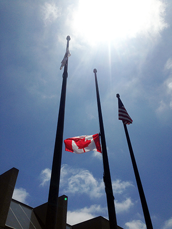 Happy-Canada-Day-Raising-Canadian-Flag-Upper-Deck-Headquarters-Raising