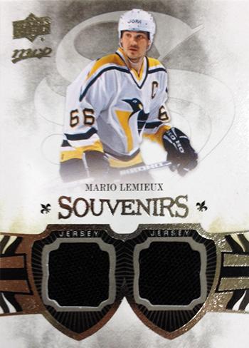 LIVE-2014-15-NHL-Upper-Deck-MVP-Game-Jersey-Souveniers-Mario-Lemieux