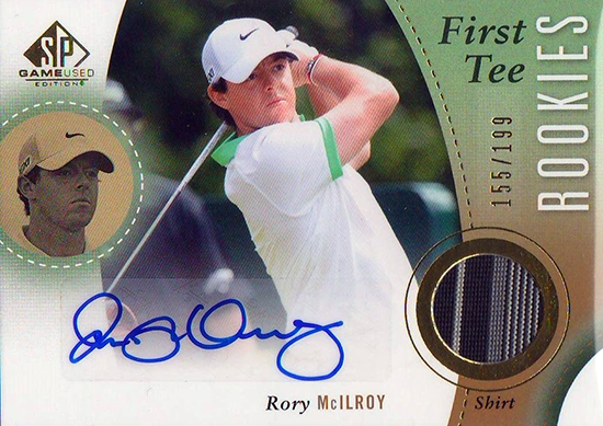 Rory-McIlroy-Golf-Collectibles-Card-Rookie-Best-2014-SP-Game-True-Autograph-199