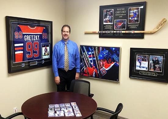 Upper-Deck-Super-Collector-Memorabilia-Trading-Cards-Silverman-Gretzky