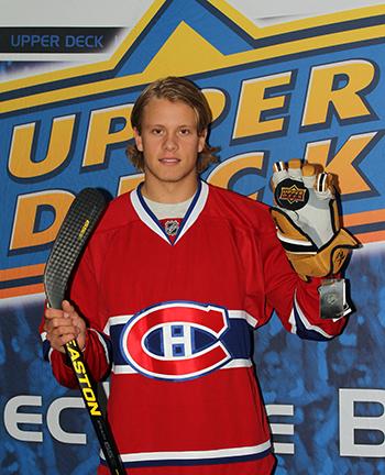 2014-NHLPA-Rookie-Showcase-Why-Rookies-Collect-Upper-Deck-Jacob-de-la-Rose
