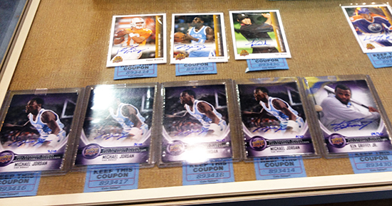 2014-National-Sports-Collectors-Convention-Upper-Deck-Case-Breaker-Promotion-Prize-Cards-Going