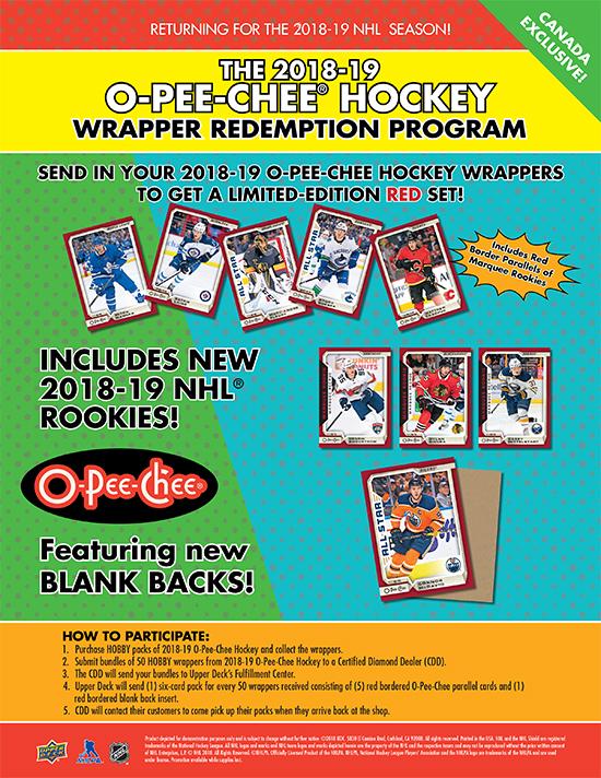 2018-upper-deck-o-pee-chee-wrapper-redemption-program-canada