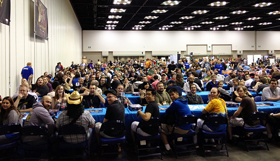 Gen-Con-Indy-Upper-Deck-Legendary-Deck-Building-Game-National-Championship-10k-Packed-Tables-6