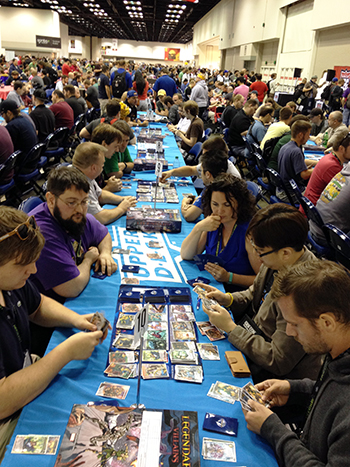 Gen-Con-Indy-Upper-Deck-Legendary-Deck-Building-Game-National-Championship-10k-Packed-Tables