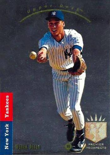 Derek-Jeter-1993-SP-Authentic-Baseball-Yankees-Rookie-Card