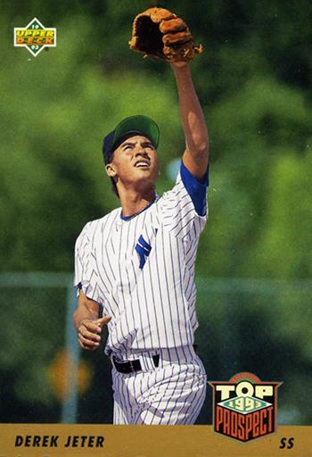 Derek-Jeter-1993-Upper-Deck-Baseball-Yankees-Rookie-Card