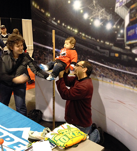 2014-Fall-Sportscard-Memorabilia-Expo-Upper-Deck-Kids-Youth-Baby-Personalized-Card