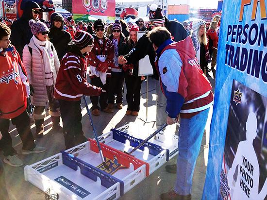 Upper-Deck-Box-Hockey-Tournament